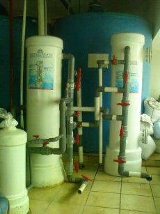 Filter Air PVC Ukuran 16 inch
