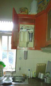 pasang filter air bekasi