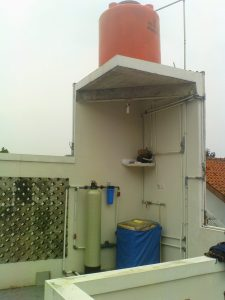 tabung filter air pvc